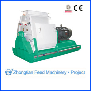 Hot Sale 5-20t/H Hammer Mill Feed Grinder pictures & photos