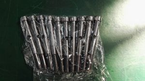CNC Machining Precision Carbon Steel Turning Machined Part pictures & photos