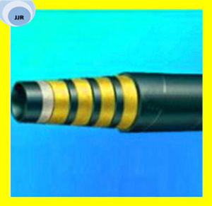 Premium Quality Multispiral Hydraulic Hose DIN 20023 En 856 4sp pictures & photos
