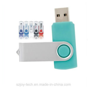 Creative Promotional Gift for Logo Print Swivel USB Flash Drive pictures & photos