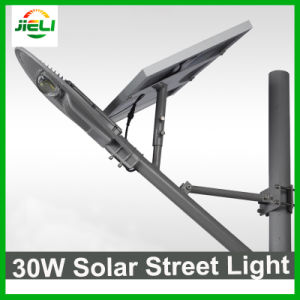 Good Quality Outdoor 30W COB LED Solar Street Light pictures & photos