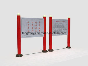 Outdoor Fitness Equipment Outdoor Gym Equipment Body Building Machine FT-Of406 pictures & photos