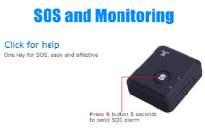GSM Bug Tracker Lbs Position Two Way Audio Monitor Sos Phone Call pictures & photos