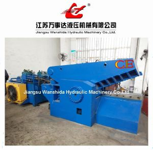 Steel Shearing Machine