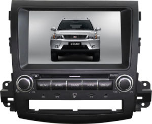 Touch Screen Special Car DVD Player for Jmc Lufeng X8 with Bluetooth, GPS Navigation (LZT-8747)