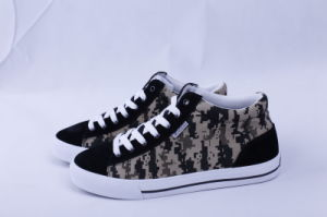 Vulcanized Shoes Rubber Outsole Skate Shoes pictures & photos