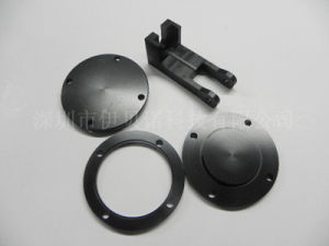 Laser Cutting and Bending Part Phosphating Aluminum Part with OEM Service pictures & photos