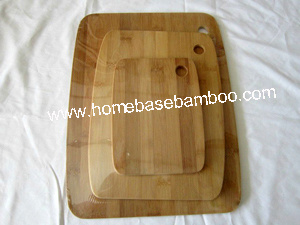 Bamboo Chopping Cutting Board Hb2237 pictures & photos