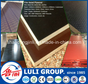 Luli Group Brand Marine Plywood for Construction pictures & photos