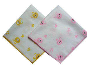 Muslin Cloth/Facial Cleaning Cloth pictures & photos