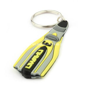 Acrylic Key Chain, Plastic LED Metal Keychain for Promotion Gifts