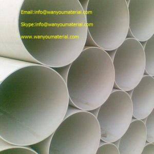PVC Pipe/PVC Water Pipe/PVC Drainage Pipe pictures & photos