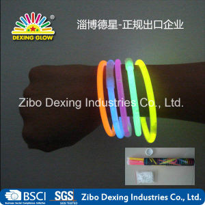 50PCS in Tube Glow Stick Bracelet, No-Toxic Light Stick Craft pictures & photos