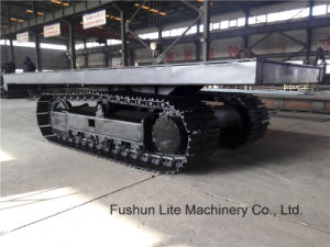 10 Tons Crawler Chassis for Mining Machinery pictures & photos