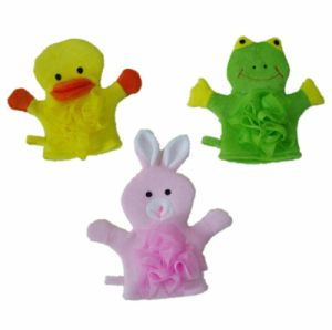 Kids Promotion Animal Bath Shower Glove (KLB-112) pictures & photos