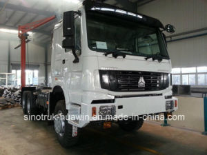 Sinotruk HOWO 6*6 Tractor Truck All Wheel Tractor pictures & photos