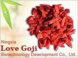 Natural Plump Delicacy Pleasant Goji Berries