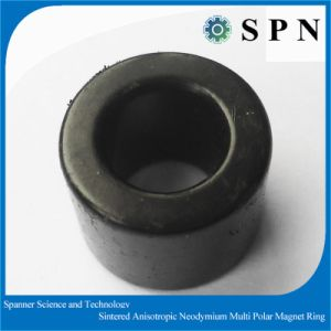 Neodymium Strong Manget Multipole Ring Magnet for BLDC Motor pictures & photos