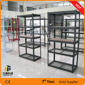 Easy Assemble Warehouse Rack, Garage Steel Rack for Sale, High Quality Rivet Rack pictures & photos