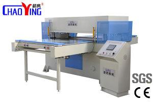 PLC Shoe Sole Cutting Machine pictures & photos