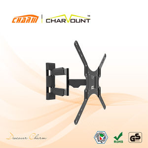 Slim up and Down Full Motion TV Mount (CT-LCD-T501MC) pictures & photos