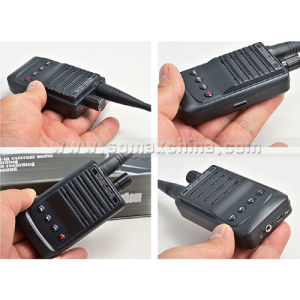 Wireless Audio Transmitter and Voice Recorder Cw04