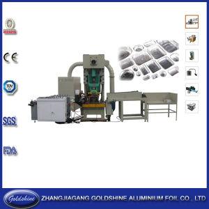 Automatic Aluminium Foil Container Making Machine pictures & photos