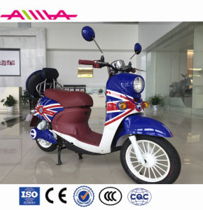 Aluminum Steel Pedal Plate Electric Motorcycle with 60V20ah pictures & photos