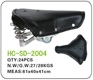 "Bicycle Saddle for 28""Traditional Bicycle (SD-2004) pictures & photos"