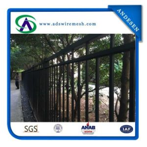 Welded Steel Fence / Fusion Ornamental Welded Beauty Steel Fence pictures & photos