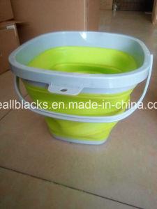 Silicone Folding Fish Bucket-Fashion Folding Fishing Barrel-Fishing Tackle-Fishing Tool pictures & photos
