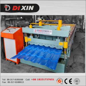 Dx 840 Colored Steel Tile Forming Machine pictures & photos