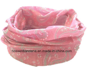 OEM Produce Design Printed UV Protection Multifunctional Seamless Tube Buff Headband pictures & photos