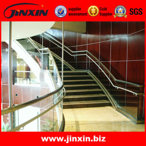Project Railing - Stair Glass Railing (YK-P14)