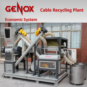Economic Electrical Wire Recycling Line pictures & photos