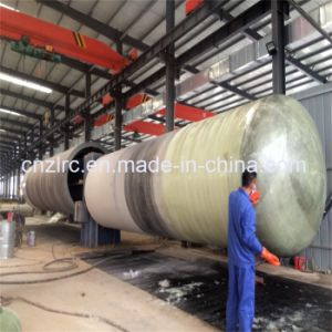 FRP Water Treatment Tank Filament Winding Machinery From China pictures & photos