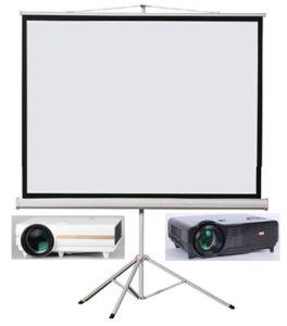 Portable Projector Screen Projectors Video Projector pictures & photos