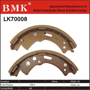 Premium Quality Forklift Brake Shoes (LK70008) pictures & photos