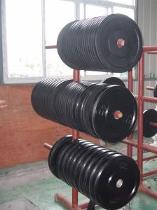 Olympic Rubber Bumper Plates pictures & photos