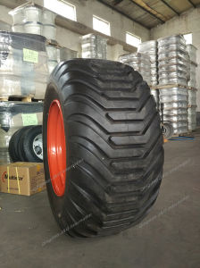 Agricultural Flotation Tire 600/55-26.5 with Wheel Rim 20.00X26.5 pictures & photos