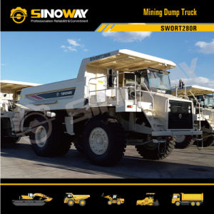 Mining Dump Truck with 28 Ton Capacity (SWORT280R) pictures & photos