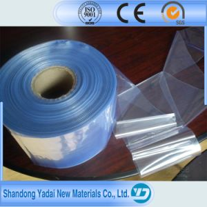 Center Fold Cross Linked POF Thermal / Heat Shrink Film Stretch Film pictures & photos