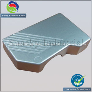 Precision CNC Machining Aluminium Die Casting Cover Decoration Part (AL12090) pictures & photos