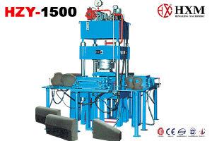 Hydraulic Curbstone Making Machine Hzy-1500