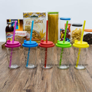 Factory Price Wholesale Colorful Juice Glass Bottle (100001) pictures & photos