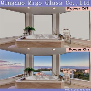 Switchable Smart Window Glass with Pdlc Film pictures & photos