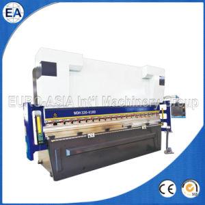 Wdh Series CNC Electro-Hydraulic Servo Synchronized Press Brake pictures & photos