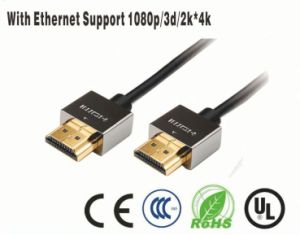 Ultra Slim HDMI Cable 1.4V 2.0V