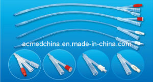 Silicone Foley Catheters pictures & photos