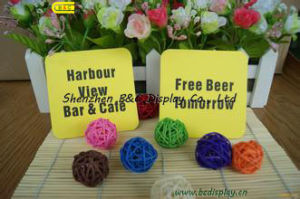 Absorbent Paper Coaster, Paper Placemat (B&C-G027) pictures & photos